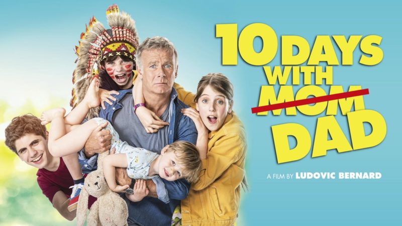 10 DAYS WITH DAD