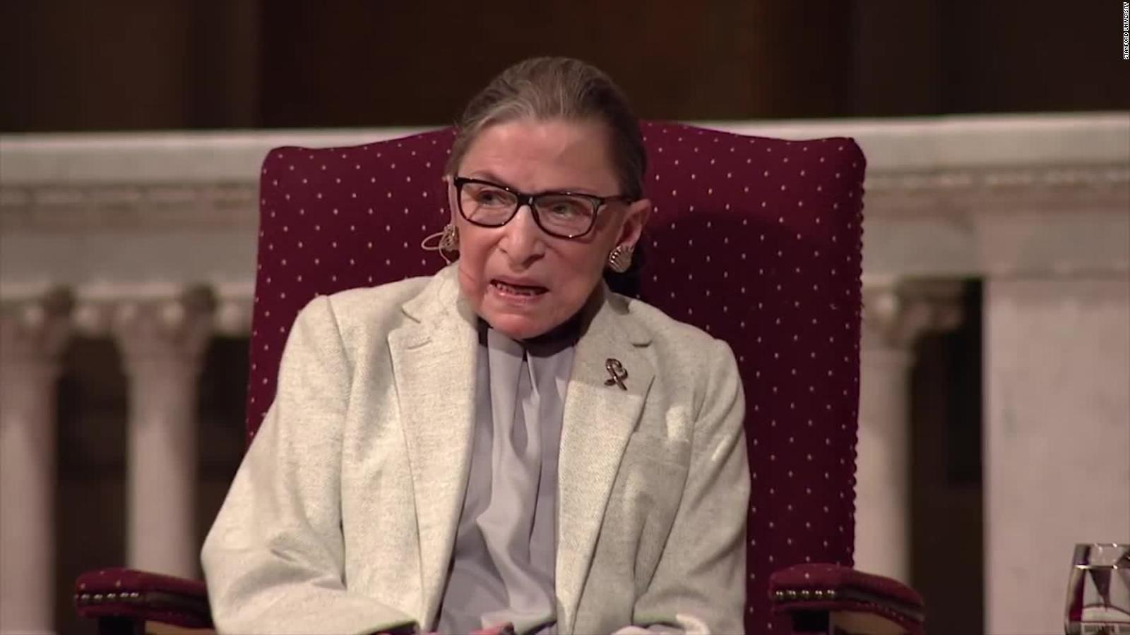 RUTH-JUSTICE GINSBURG IN HER OWN WORDS