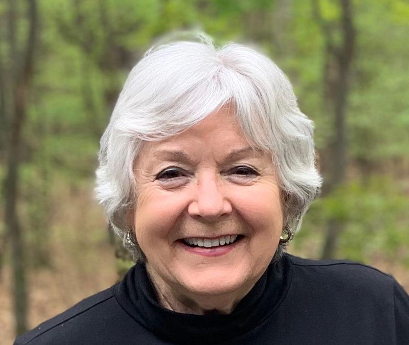 May 2021: Jane Raymond