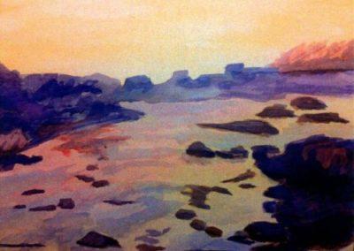 Edward Ravine-river