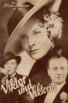 PIONEERS OF QUEER CINEMA: VICTOR AND VICTORIA