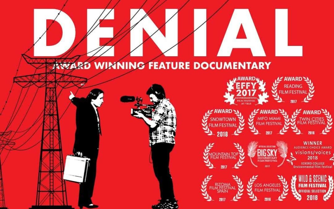 DENIAL: Movie + Discussion with Harbor Country Progress