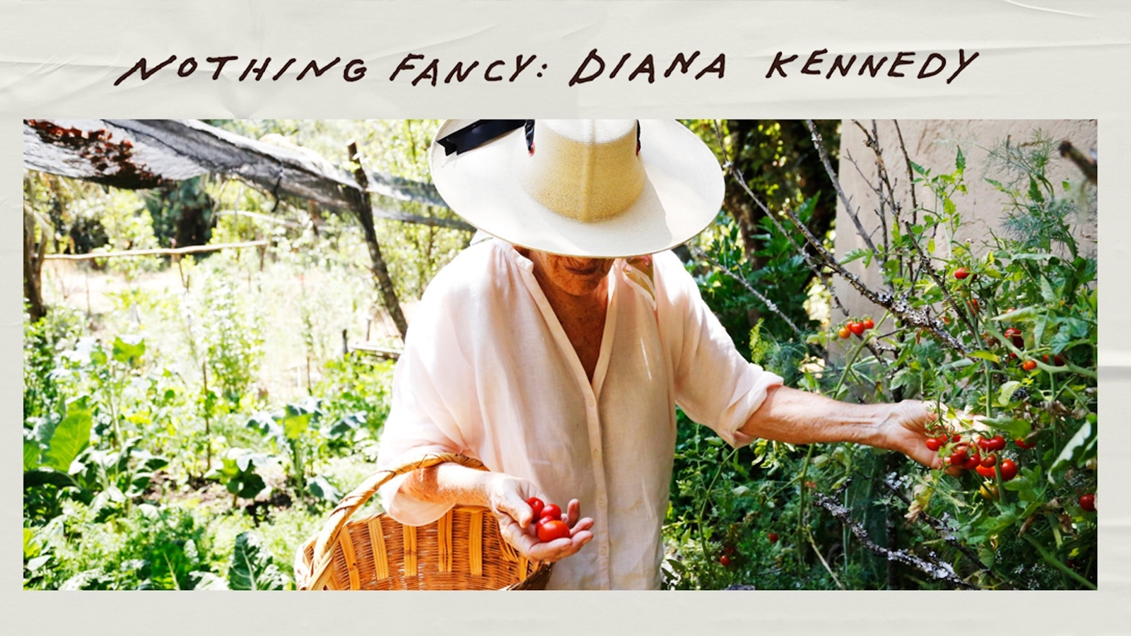 DIANE KENNEDY: NOTHING FANCY